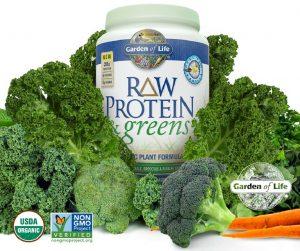 GOL RAW Protein & greens