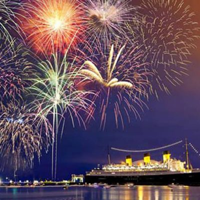 Celebrate from Sea to Shining Sea at the Queen Mary's Fourth of July party