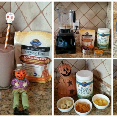 Healthy and frightfully-fun food recipes for Halloween
