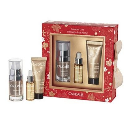 Covet-worthy skincare holiday sets by Caudalie