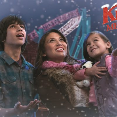 Celebrate the merriest of seasons at Knott's Berry Farm