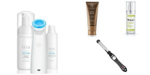 (Images courtesy of TRIA, Murad, Vita Liberata, and the Beachwaver Co.)