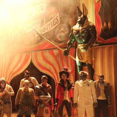 Dark Harbor's Halloween Bash brought an eerily-entertaining extravaganza