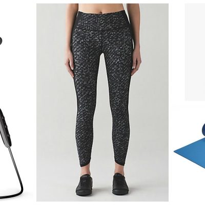 Wish-list worthy gifts for the fitness fashionista and workout warrior