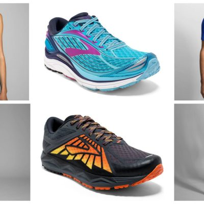 Fab new gear for the new year by Brooks