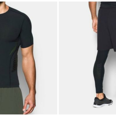 New and notable gear for the New Year by Under Armour