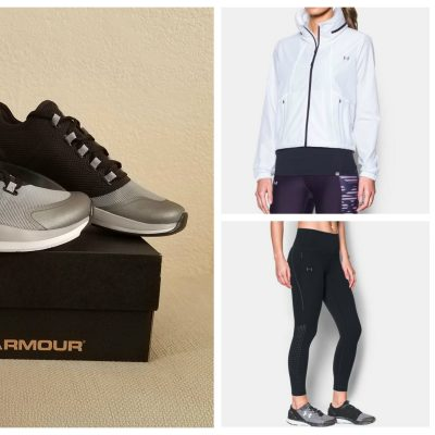 New Year gear: Train fiercely and fashionably with Under Armour