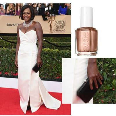 Get red-carpet ready nails with essie