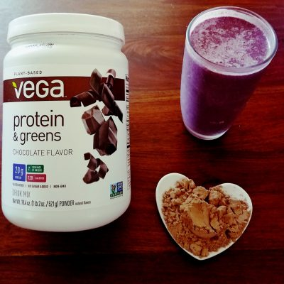 Review and recipe: Hop into health with Vega