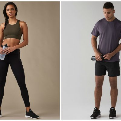 Stride stylishly strong and spring into fitness with Lululemon