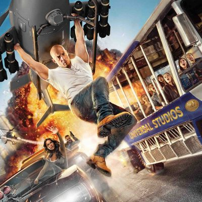 The Fate of the Furious Races onto the Scene at Universal