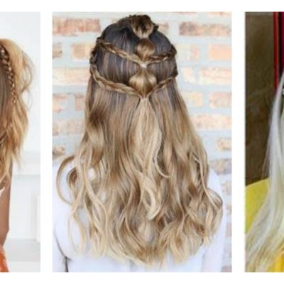 Achieve covet-worthy and festival-ready hair