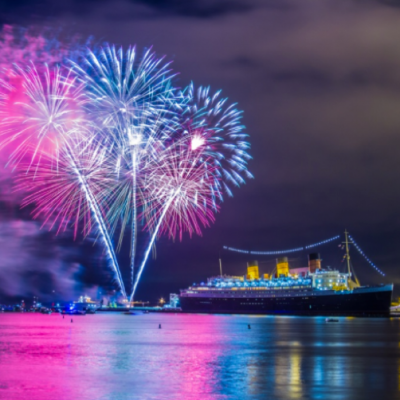 Celebrate an all-American 4th of July at The Queen Mary