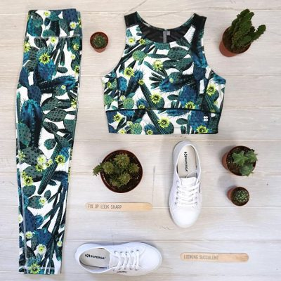 Get fashionably-fit this summer with Sweaty Betty