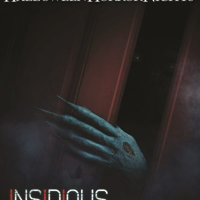 Insidious: Beyond the Further comes alive at Halloween Horror Nights