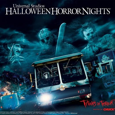 Halloween Horror Nights conjures the Titans of Terror