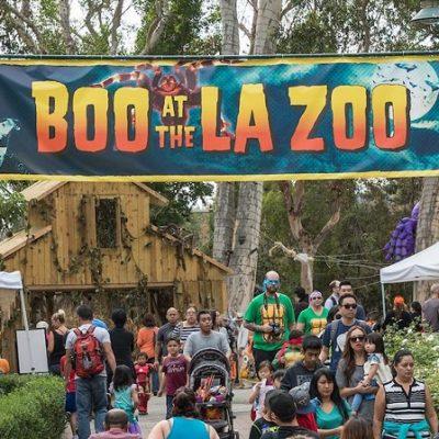 Boo at the L.A. Zoo: Fang-tastic Halloween fun
