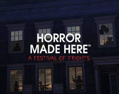 Celebrate Halloween at Horror Made Here: A Festival of Frights