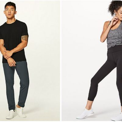 Cool and cutting-edge: lululemon fall 2017 collection