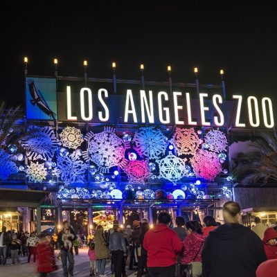 What's good this weekend: L.A. Zoo Lights 2017