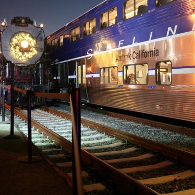 What's good this weekend: Holiday TrainFest and Toy Drive