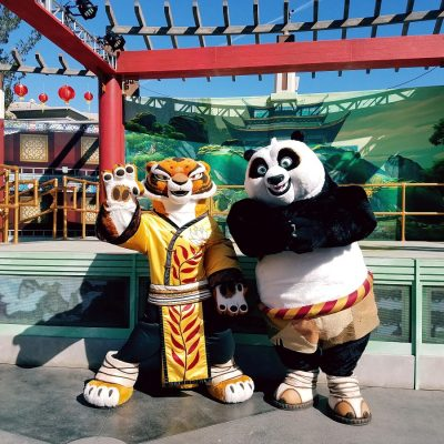 Rave review: Celebrate Lunar New Year at Universal Studios Hollywood