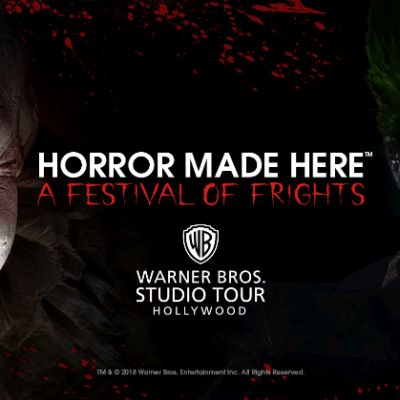 FACE YOUR FEARS AT HORROR MADE HERE: A FESTIVAL OF FRIGHTS