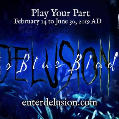 Delusion: The Blue Blade arrives this Spring
