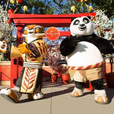 Universal Studios Hollywood celebrates the Year of the Pig