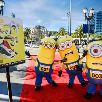 Lace up for Universal Studios Hollywood's 5K Minion Run