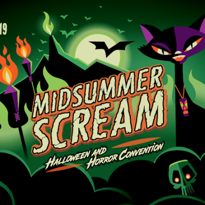Midsummer Scream: THE haunting hotspot