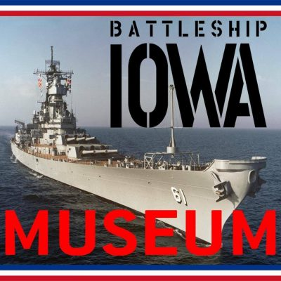 Battleship IOWA Museum offering free Memorial Day Tribute