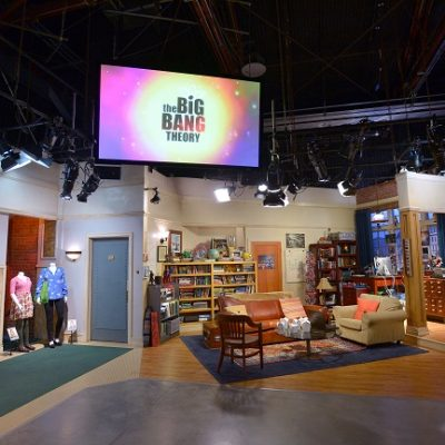 Warner Bros. Studio Tour Hollywood adds The Big Bang Theory