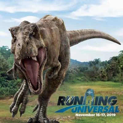 Dinosaur Dash: Running Universal Jurassic World Run