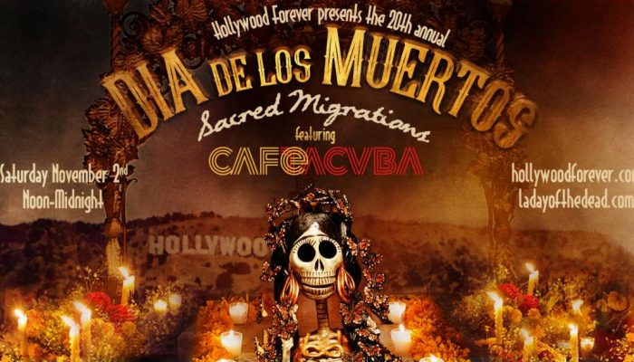 Hollywood Forever celebrates 20th annual Dia de los Muertos