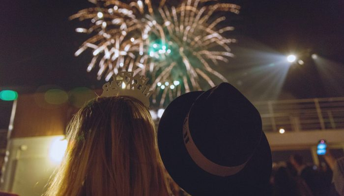 Celebrate NYE Past & Present aboard the Queen Mary