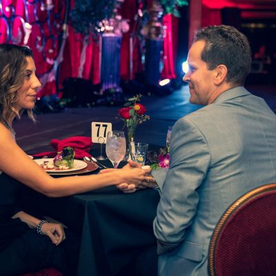 Celebrate Valentine's Day with glitz and glam aboard the Queen Mary