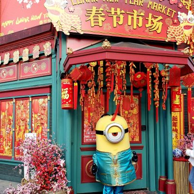 Celebrate Lunar New Year at Universal Studios Hollywood