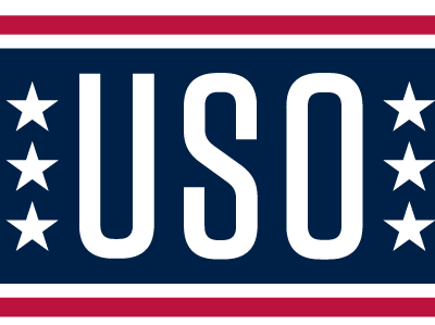 USO Celebrates Military Service Members this 4th of July