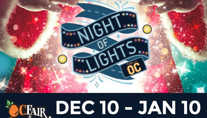 Night of Lights OC: New dates and details