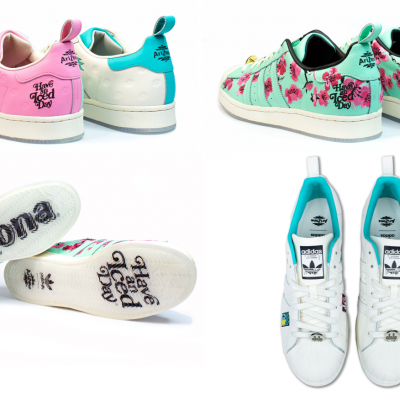 Adidas x AriZona Iced Tea Collaboration