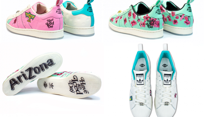 Adidas x AriZona Iced Tea Collaboration