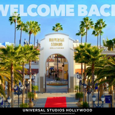 Universal Studios Hollywood reopens tomorrow April 16