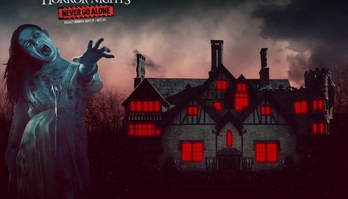 """UNIVERSAL STUDIOS' """"HALLOWEEN HORROR NIGHTS"""" BRINGS THE HAUNTING OF HILL HOUSE"""