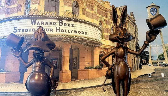 Experience movie magic and action at WB Studio Tour Hollywood