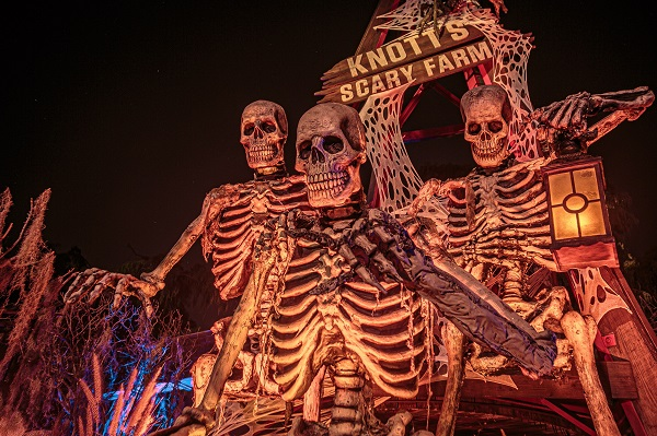 Knott's Scary Farm returns with new nightmares