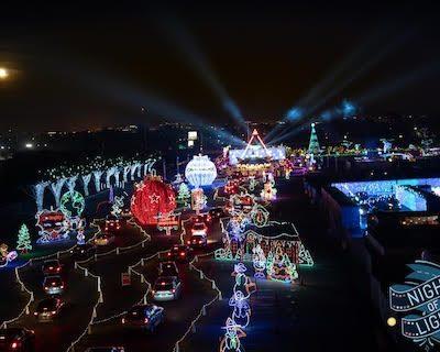 Night of Lights OC returns with reimagined Winter Wonderland